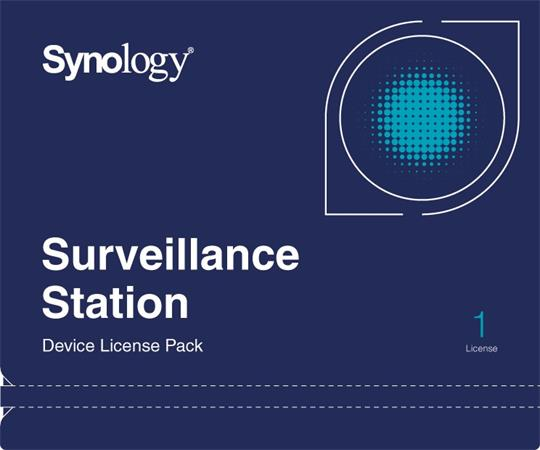 Synology Camera License Pack x 1 - DEVICE LICENSE (X 1)