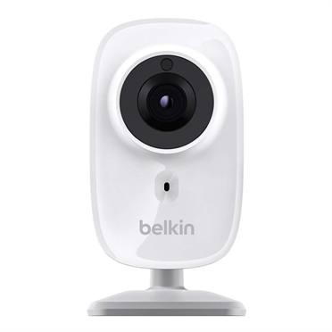 Belkin WeMo® Networking IP kamera NetCam HD Wireless Night Vision - F7D7602as