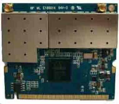 Compex WLM200N5-23ESD miniPCI, 200mW, 802.11a/n, 5GHz, MIMO, 2xMMCX, ESD Protection - WLM200N5-23ESD