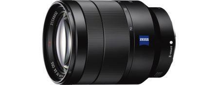 SONY SEL2470Z Full Frame objektiv F4 Vario-Tessar® T* značky Carl Zeiss® 24–70 mm se zoomem - SEL2470Z.AE