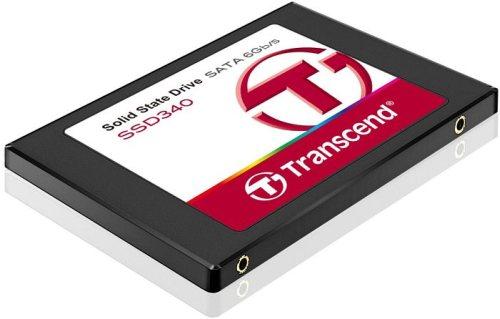 TRANSCEND SSD340 256GB SSD disk 2.5.. SATA III (MLC) - TS256GSSD340