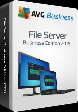 AVG File Server Ed., EDU, 50 lic. (24 měs.) SN Elektronicky -