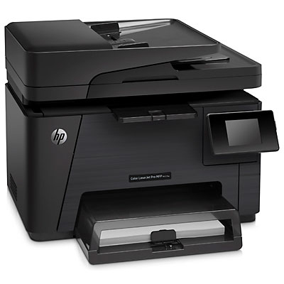 HP CLJ Pro MFP M177fw (A4, 16/4 ppm, USB 2.0, Ethernet, Wi-Fi, Print/Scan/Copy/FAX) - CZ165A#B19
