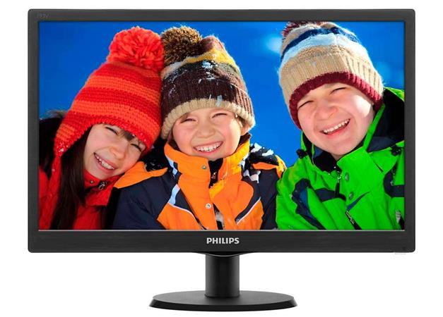 "Philips LCD 193V5LSB2 18,5""wide/1366x768/5ms/10mil:1/VGA/LED - 193V5LSB2/10"