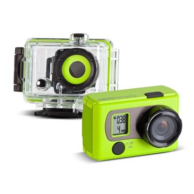 ENERGY Sport Cam Play (FullHD 1080p 30fps, 5Mpix, Sport pack, vodotěsný obal, včetně držáku) - 390519