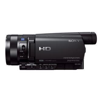 SONY HDR-CX900E – Videokamera Handycam® s velkým snímacím čipem - HDRCX900EB.CEN
