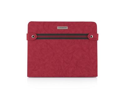 "Modecom obal na tablet COVER IPAD2/3 CALIFORNIA YOUNG RED, velikost 9.7"", červené - FUT-MC-IPA3-CALYOU-RED"