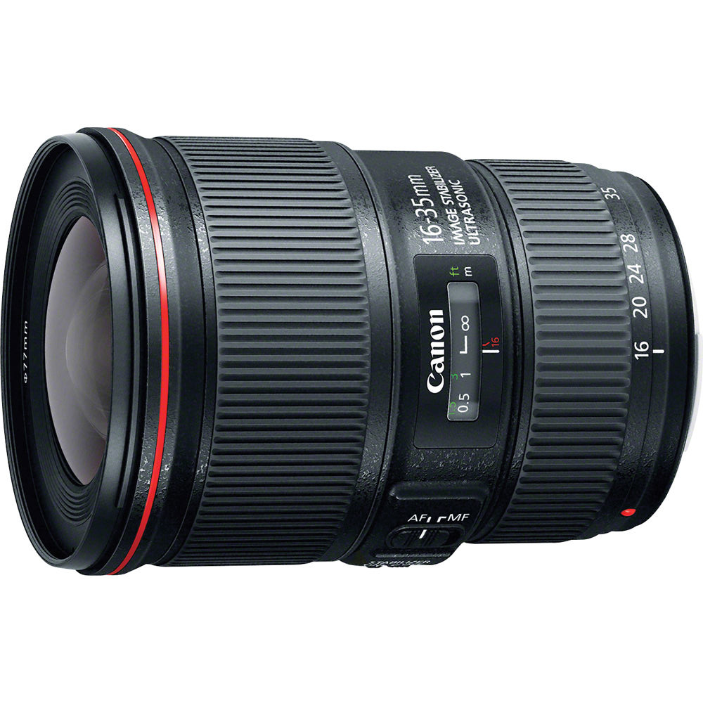 Canon EF 16-35 mm f/4L IS USM - 9518B005