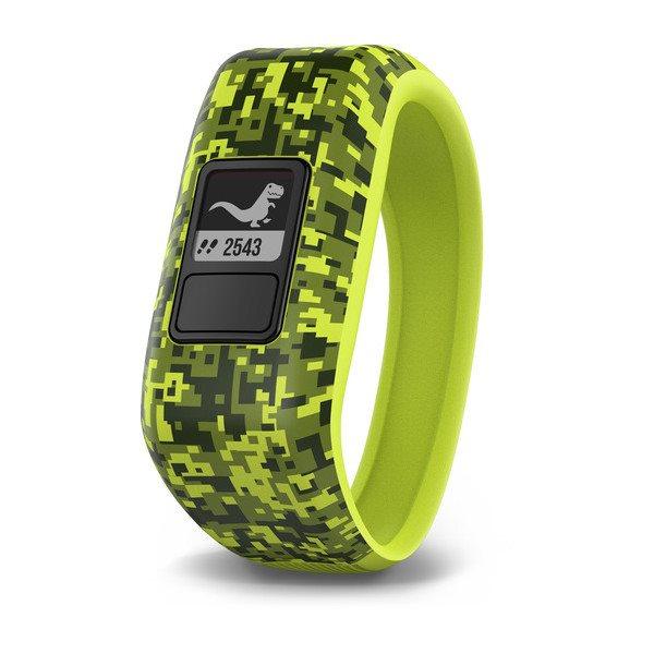 Garmin Vivofit Purple - monitorovací náramek/hodinky, bez nutnosti nabíjení - 010-01225-02