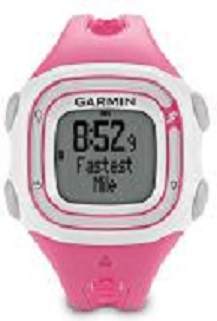 Garmin Forerunner 10 Pink and White (vel. S) - 010-01039-05