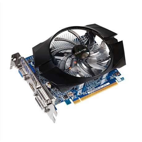 GIGABYTE VGA nVIDIA GT740 1GB DDR5 (Overclock) - GV-N740D5OC-1GI