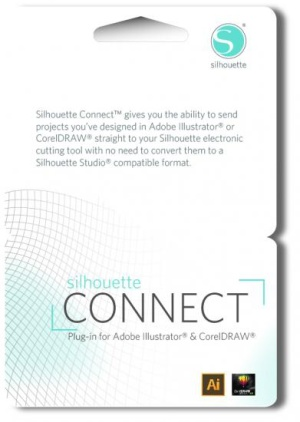 Silhouette Connect - Corel Draw + Adobe Ilustrator Plug-in - SILHOUETTE-CONNECT