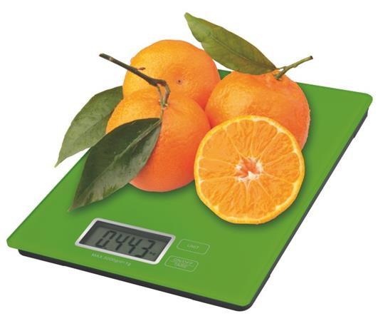 Emos kuchyňská digitální váha TY3101G, zelená - 2617001403