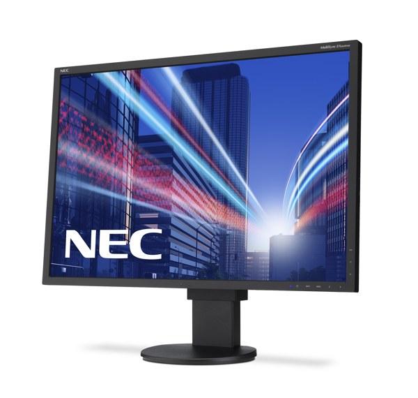 """NEC 30"""" EA304WMi - 2560x1600, AH-IPS, GB-R LED, 350cd, D-Sub, DVI, DP, HDMI, USB, černý - 60003494"""