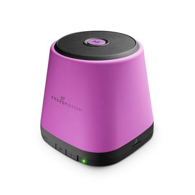 ENERGY Music Box Z1 Violet,přenosný reproduktor s MP3 přehrávačem,SDHC,3.5mm - 421237