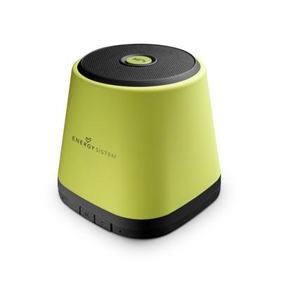 ENERGY Music Box BZ1 Green, Bluetooth přenosný reproduktor, hands free - 399741