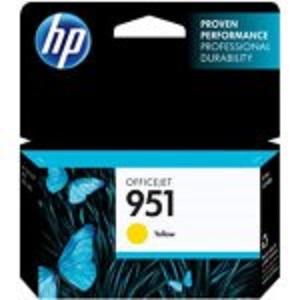 HP CN052AE Ink Cart No.951 pro OJ Pro 8610,8620, 700str., Yellow - CN052AE