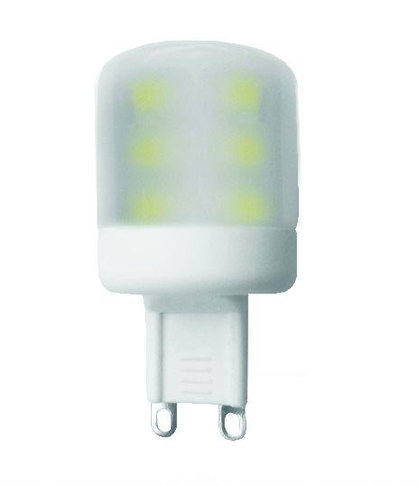 Panlux LED kapsule G9 světelný zdroj 23LED 230V 2,5W - studená bílá - LM65204001