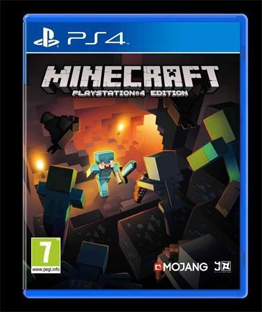 SONY PS4 hra Minecraft - PS719440215