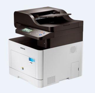 Samsung SL-C2670FW,A4,26/26ppm,až 9600x600dpi,PCL6+PS,512MB,USB,LAN,wifi,fax,duplex,RADF,LCD - SL-C2670FW/SEE