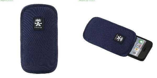 Crumpler Base Layer Smart Phone 80 - sunday blue/copper - BLSP80-002