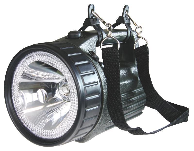 Emos LED svítilna nabíjecí 3810-Expert, Halogen/Krypton, voděodolná - 1433010000