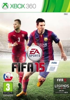 Electronic Arts XBox 360 Fifa 15 - C0038613