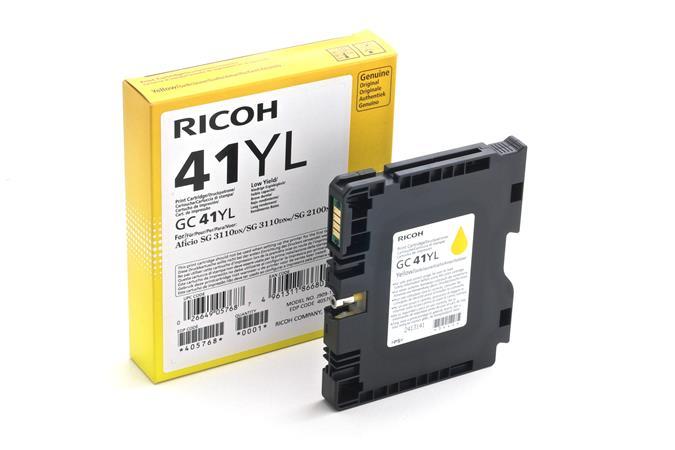 Ricoh - toner 405768 (SG 2100N, 3110DN, 3110DNw, 3100SNw, 3110SFNw, 3120B SFNw, 7100DN) 600 stran, ž - 405768