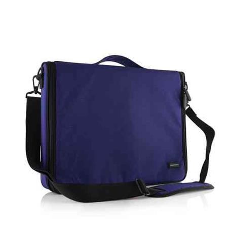 "Modecom brašna Torino na notebooky do velikosti 15,6"" modrá - TOR-MC-TORINO-15-BLU"