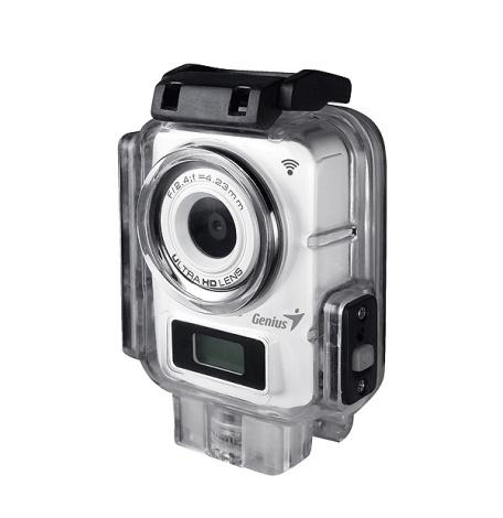 Genius digitální outdoor kamera Acton Cam G-Shot FHD300A/ Wi-Fi/ IPX5/ IPX8 - 32300117101