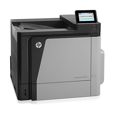 HP Color LaserJet Enterprise M651dn (A4, 42 ppm, USB, Ethernet, Duplex) - CZ256A