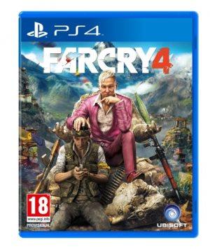 Ubisoft PS4 hra Far Cry 4 - USP4020200