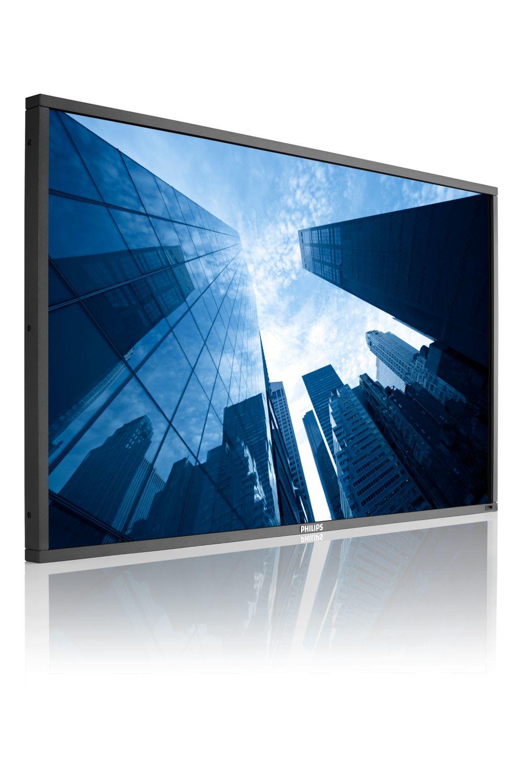 "Philips LCD 46"" BDL4680VL Public Display - EDGE LED Slim - BDL4680VL/00"