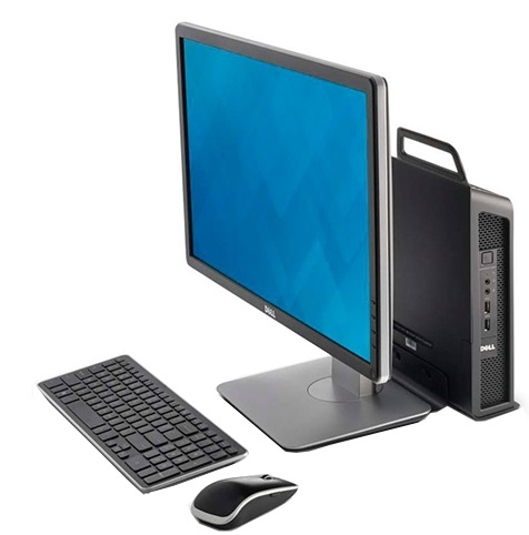 Dell stojan All in One Mount pro OptiPlex Micro PC - 492-BBMJ