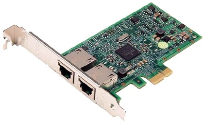 Dell Broadcom 5720 dvouportová karta 1GB, Low Profile - 540-11136