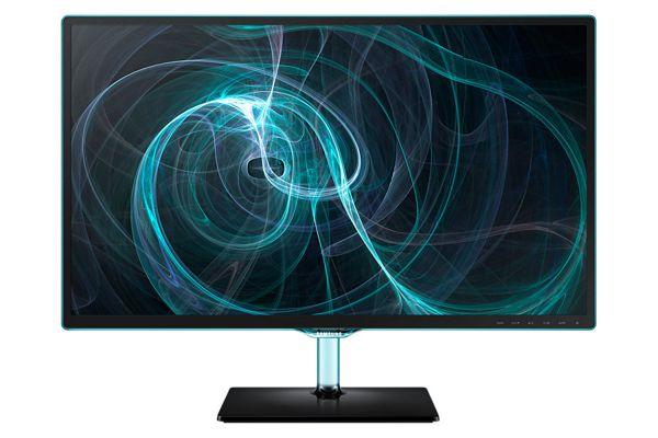 """Samsung 27"""" LCD T27D390 - HD tuner, PLS, 1920x1080, HDMI, USB, SCART - LT27D390EW/EN"""