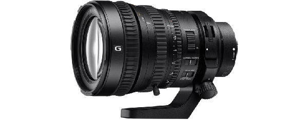 SONY SELP28135G FE PZ 28–135mm F4 G OSS - SELP28135G.SYX