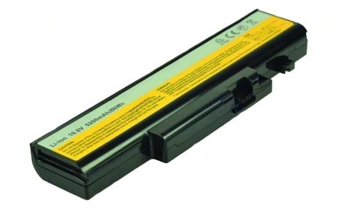 2-Power baterie pro IBM/LENOVO IdeaPad Y470/Y570 Serie, Li-ion (6cell), 10.8V, 4100mAh - CBI3326A