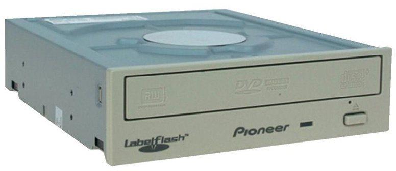 Pioneer DVR-S21LWK DVD±RW/SATA/interní/Labelflash/bílá/retail - DVR-S21LWK