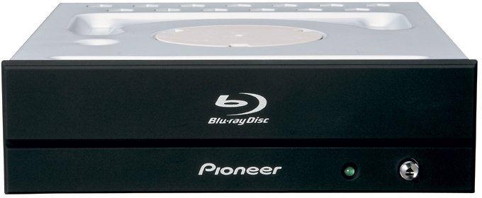 Pioneer BDR-S09XLT BD±RW/SATA/interní/černá/retail - BDR-S09XLT
