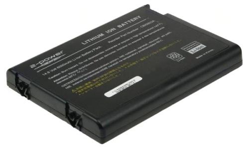 2-Power baterie pro HP/COMPAQ Business NX/Pavilion ZV/ZX/Presario R/X Series, Li-ion (12cell), 14.8V - CBI0903A