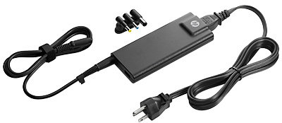 HP 90W Slim Adapter (Pavilion 15, 17, x360) - G6H45AA#ABB
