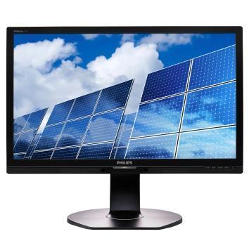"Philips LCD 221B6QPYEB 21,5""wide/1920x1080/5ms/20mil:1/DP/4xUSB/IPS/LED/pivot/repro/PowerSensor - 221B6QPYEB/00"