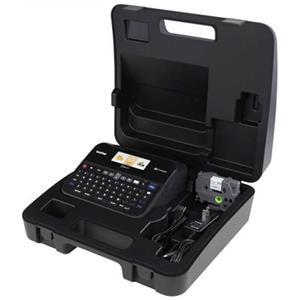 Brother PT-D600VP tiskárna samolepících štítků s kufříkem, barevný LCD - PTD600VPYJ1