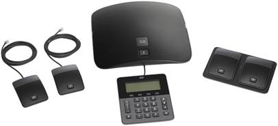 Cisco Unified IP Conference Phone 8831 base and control panel for APAC, EMEA, and Australia - CP-8831-EU-K9=