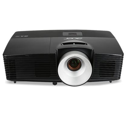 Acer P1387W / DLP / 3D / 1280x800 WXGA / 4500 ANSI / 17000:1/ VGA / HDMI(MHL) / 1x10W repro / 2,5KG - MR.JL911.001
