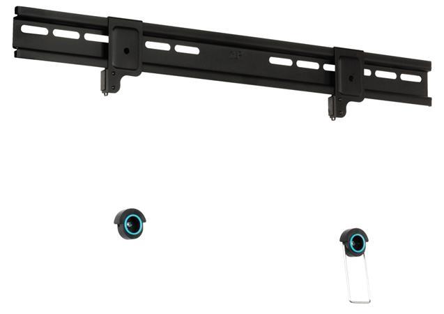 """Valueline VLM-LLED10 - Nástěnný držák televizoru pro LED TV, 42 až 65"""" / 107 až 165 cm, 45 kg - VLM-LLED10"""