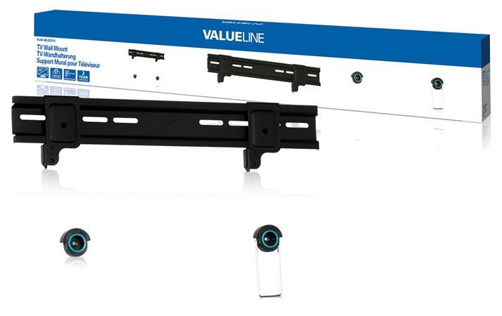 """Valueline VLM-MLED10 - Nástěnný držák televizoru pro LED TV, 26 až 42"""" / 66 až 107 cm, 30 kg - VLM-MLED10"""