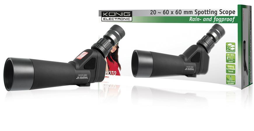 König KN-SCOPE21 - Zoom pozorovací dalekohled - KN-SCOPE21