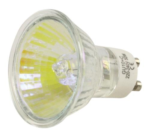 König KN-STUD10/LAMP - žárovka halogenová 230V/50W, GU10 - KN-STUD10/LAMP